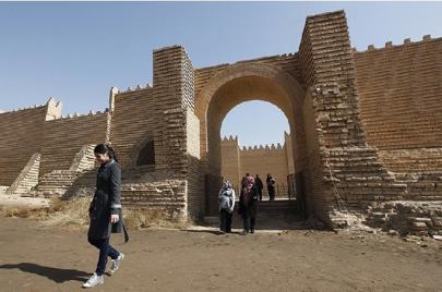 اليونسكو توافق على إدراج بابل ضمن لائحة التراث العالمي