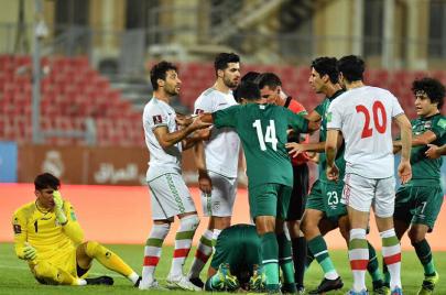 رغم الخسارة.. العراق يتأهل إلى المرحلة الحاسمة من تصفيات كأس العالم