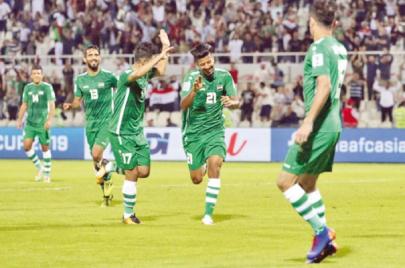 العراق ولبنان يفتتحان بطولة غرب آسيا في كربلاء