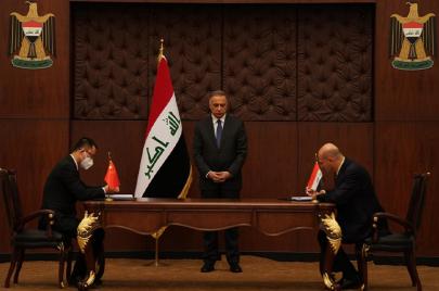 الحكومة توقع اتفاقية مع الصين لبناء مطار دولي في العراق