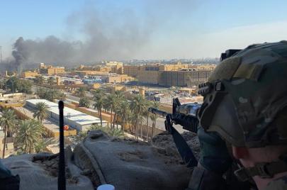 زيباري يكشف حجم الأضرار في السفارة الأمريكية.. وفائق الشيخ يتوقع ردًا سريعًا