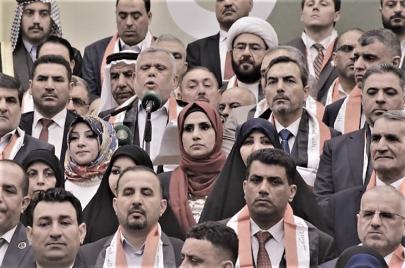 العامري غاضب من حملة المناصب العليا: هل يريد الكاظمي مجاملة الفتح؟
