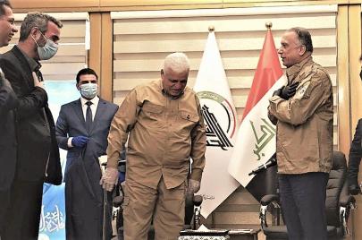 أذرع الفصائل تتلطخ بدماء قوات الأمن.. هل يجرؤ الكاظمي على فتح النار؟
