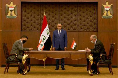 بغداد تعلن توقيع الاتفاق.. كم تبلغ قيمة وقود العراق إلى لبنان؟