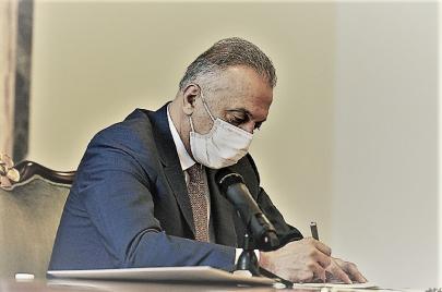 الكاظمي يتحدث عن حملة تغييرات في المناصب العليا: لن نقبل بالمغامرات