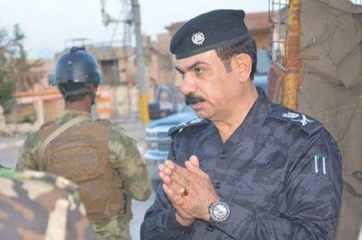 قائد شرطة الأنبار يعلن
