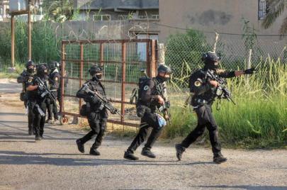صور| نتائج عملية واسعة نفذها جهاز مكافحة الإرهاب في 4 محافظات