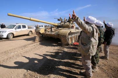 العراق ساحة صراع مجددًا.. هل سنشهد مواجهة أمريكية -إيرانية؟