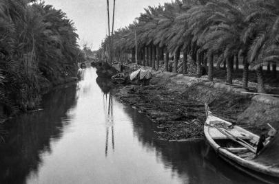 البصرة قبل 100 عام.. صور من المدينة التي تعاني العطش اليوم
