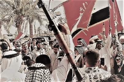 تظاهرات مسلحة و