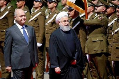 ما هي أضرار زيارة روحاني على الاقتصاد العراقي؟
