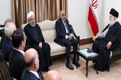 تفاصيل ما بحثه عادل عبد المهدي مع الإيرانيين