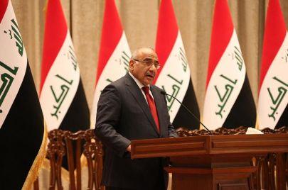 عبد المهدي عن تنظيم الحشد الشعبي: صدرت بعض التحفظات من الفصائل!