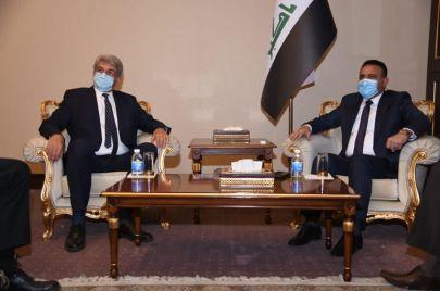 اتفاقية صحية بين بغداد وباريس.. وإجراءات بشأن لقاح