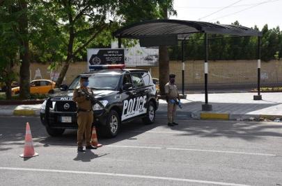الادعاء العام يحرك دعوى ضد قوة من الشرطة في بغداد
