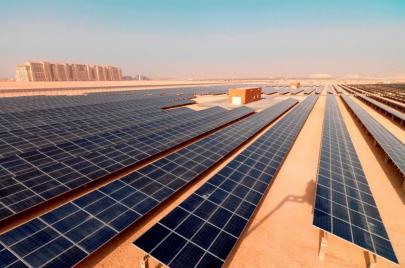 العراق يوقع العقد الثالث لإنشاء محطة كهروشمسية في محافظتين