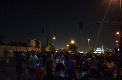 جبهة المتظاهرين تمتد إلى