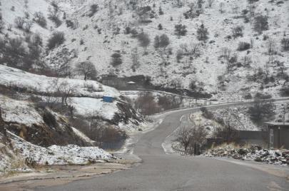 أجواء باردة.. ثلوج: أمطار غزيرة ورياح نشطة في مناطق البلاد