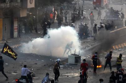 التغطية تحت أزيز الرصاص.. كيف وثق الصحفيون احتجاجات تشرين؟