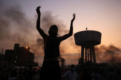 بعد قطعه أيام الاحتجاجات.. العراق يخسر مليار دولار بسبب الإنترنت!