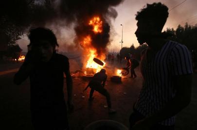 بورزو دراغاهي: طهران تتذوّق الدرس من احتجاجات العراق