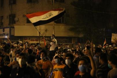 عقوبة التضامن مع احتجاجات بغداد في الأنبار.. السجن في الانتظار!
