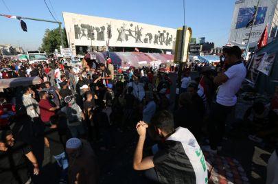 ساحة التحرير.. روح الفريق قيادة للاحتجاجات!