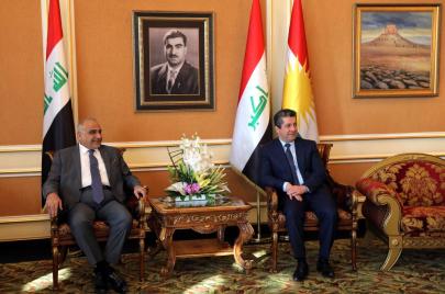 قبل استقالة عبدالمهدي.. الكشف عن الاتفاق بين بغداد وأربيل بشأن موازنة 2020