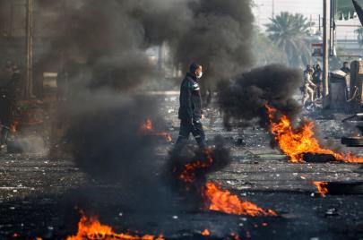 من هاجم المتظاهرين في ذي قار؟