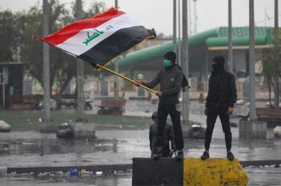 بعد دعوة قائد الشرطة.. عشائر ذي قار تحذر أي قوة من التعرض للمعتصمين
