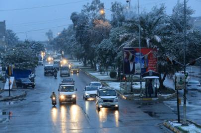 أمطار رعدية واضطرابات جوية في العراق.. تحذيرات من سيول قادمة
