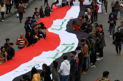 هل سيتحول المتظاهرون من رفض علاوي إلى دعم