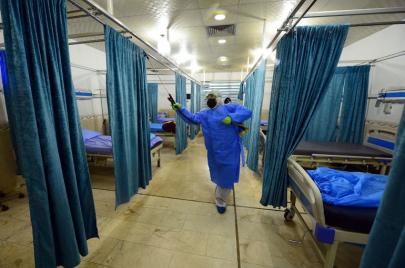 مؤشرات الجائحة تواصل التراجع في العراق وارتفاع معدلات الشفاء
