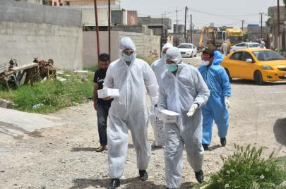 الصحة تحذر من الوضع الوبائي