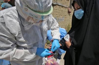 87 إصابة جديدة بفيروس كورونا في العراق