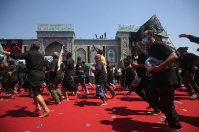 غضب وجدل.. الكربولي مطلوب في بغداد والنجف بعد حفلة غنائية ليلة عاشوراء