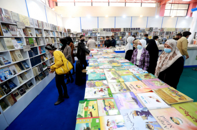 بعد العزلة والخوف من كورونا.. كيف استقبل العراقيون معرض الكتاب؟