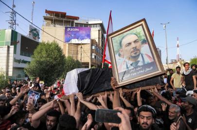 اغتيال إيهاب الوزني.. قوى وأحزاب وشخصيات تُقاطع النظام السياسي