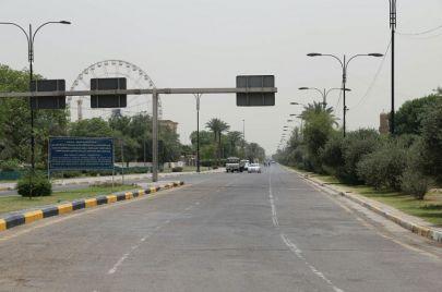 الخلية: الهجوم الصاروخي في بغداد نفذ من