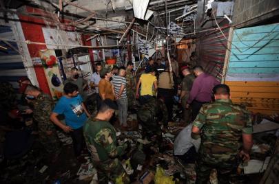 تفجير مدينة الصدر: حصيلة نهائية.. ونشر قوات إضافية في بغداد