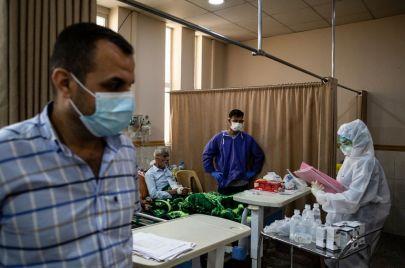 عدّاد الجائحة: نحو 350 ألف إصابة في العراق
