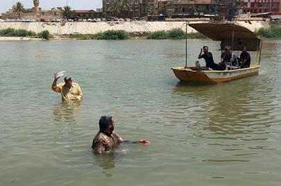 طقس العراق: أجواء أوروبية وفرص أمطار بعد يوم
