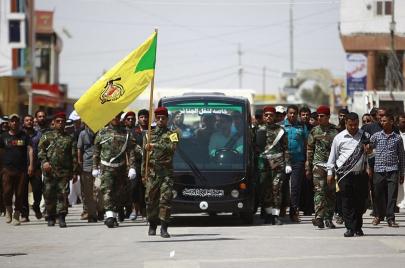تفاصيل تنشر لأول مرة.. معلومات مثيرة عن نشاطات الحرس الثوري في العراق