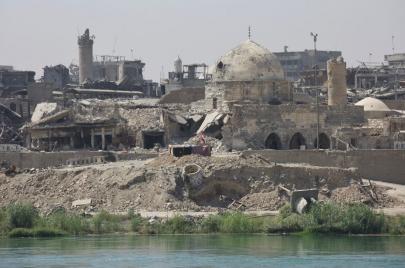 التهريب والأتاوات في الموصل..هل هو الانهيار مجددًا؟