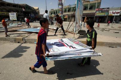 بين الكرد وأبو مازن والحشد: خارطة