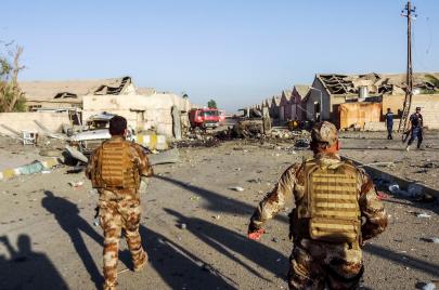 رقصة كركوك مع الموت.. مدينة التنوع العراقي على حافة العنف المزمن