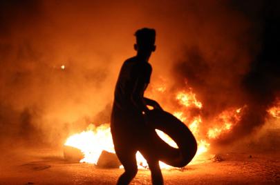 احتجاجات البصرة في العراق.. النار لا تأتي إلا بالنار!