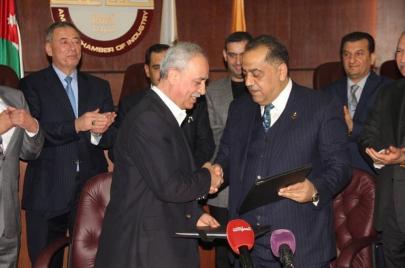 اتفاقية جديدة مع الأردن.. وكشف تطورات مد أنبوب النفط بـ 18 مليار دولار