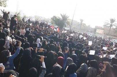 المحافظات المحررة تكسر الصمت باحتجاجات طلابية.. والسلطة ترد بالاعتقالات