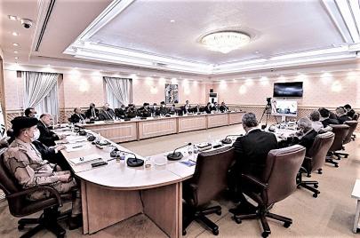 الحوار الاستراتيجي: اتفاق على انسحاب القوات الأمريكية من العراق